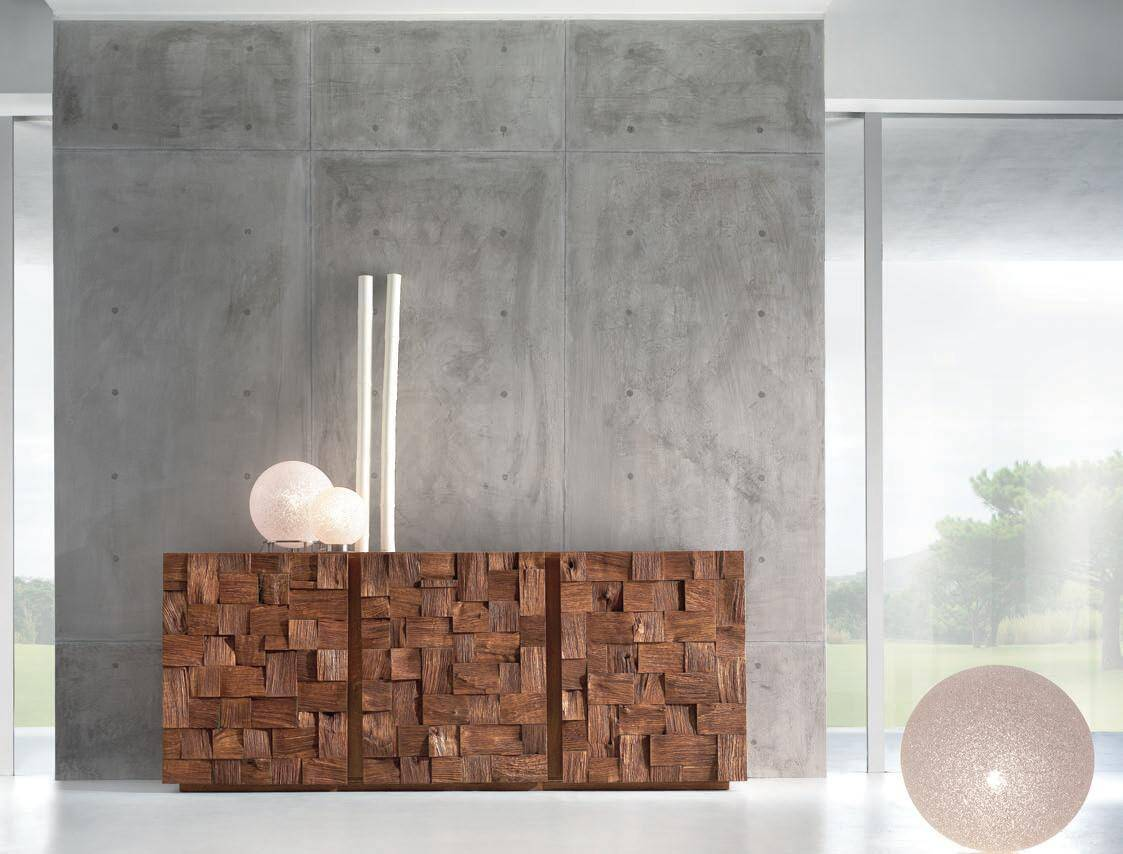 Collection of oak furniture by Domus Arte