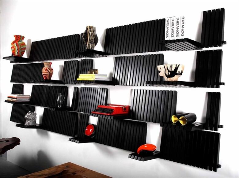 Piano Shelf – creativity and ingenuity by Sebastian Errazuriz