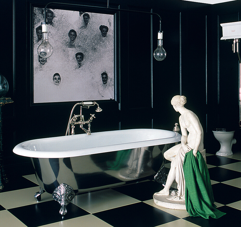 The Bathtub A Touch Of Elegance And Originality By Drummonds