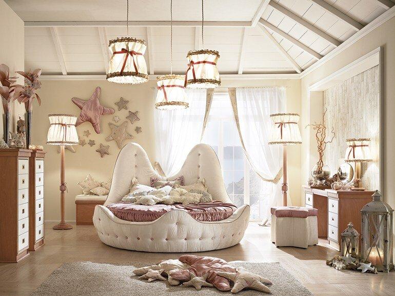 Caroti Italy, kids bed