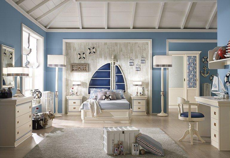 Caroti transform the child's room in a micro universe (17)