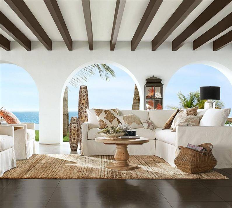Coastal style – pleasant and relaxing as the sea breeze