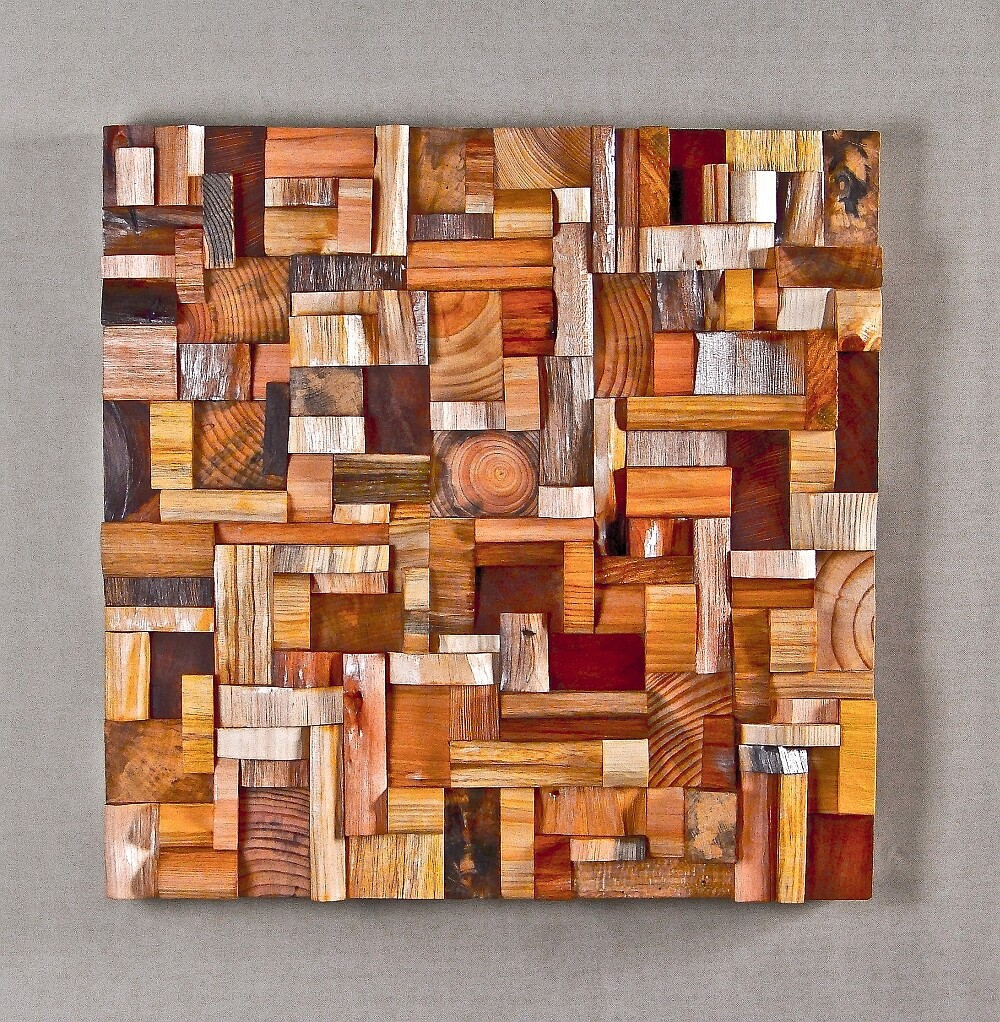 Contemporary Art – Eccentricity of Wood, by Olga Oreshyna