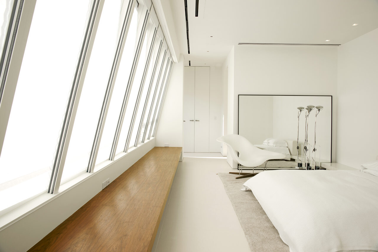 Duplex Penthouse, Cooper Square / CWS Architecture