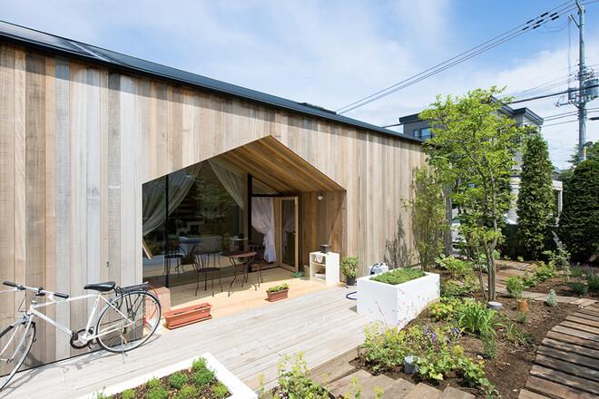 House K by Yoshichika Takagi