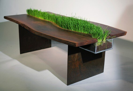 Planter Table – Some Freshness to Your Home