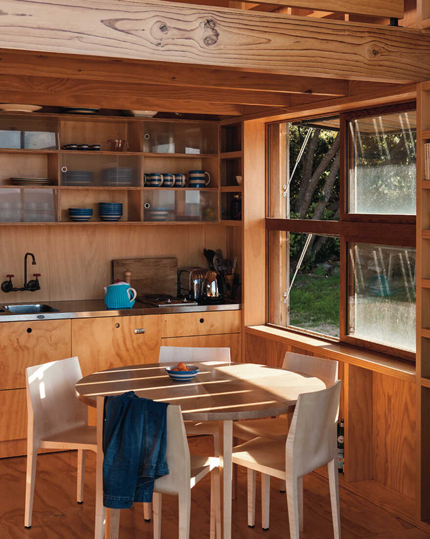 kitchen, Crosson Architects