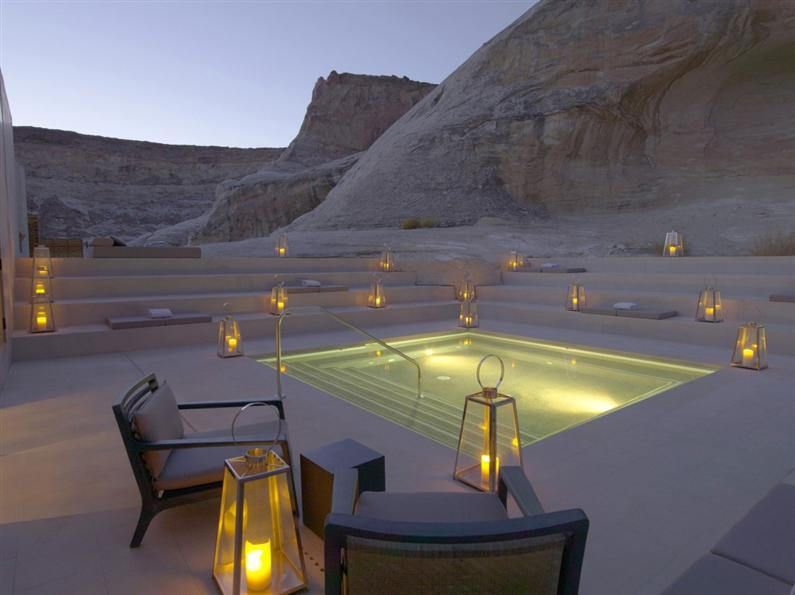 Amangiri Resort and Spa / Spectacular Project in Canyon Point