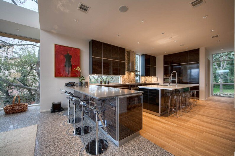 City View Residence by Dick Clark Architecture - www.homeworlddesign (9)