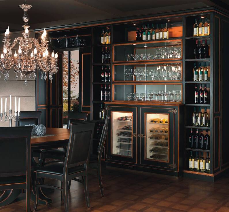 Sa Kitchen Designs: Brings Together Traditional And