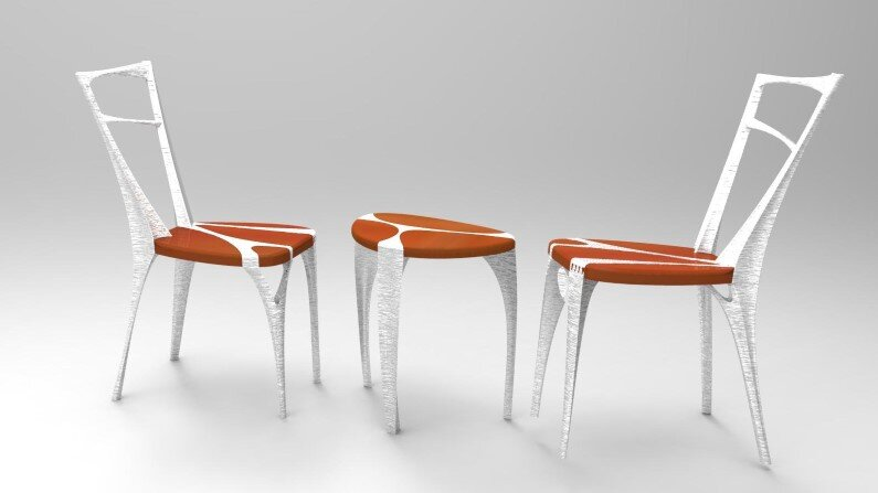 Undercut, handmade furniture - Uriel Schwartz - www.homeworlddesign.com (2)