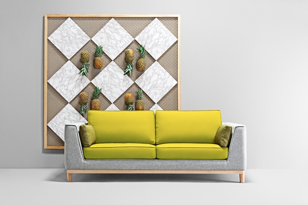 Upholstery inspired by the Crazy Years: The Twenties collection