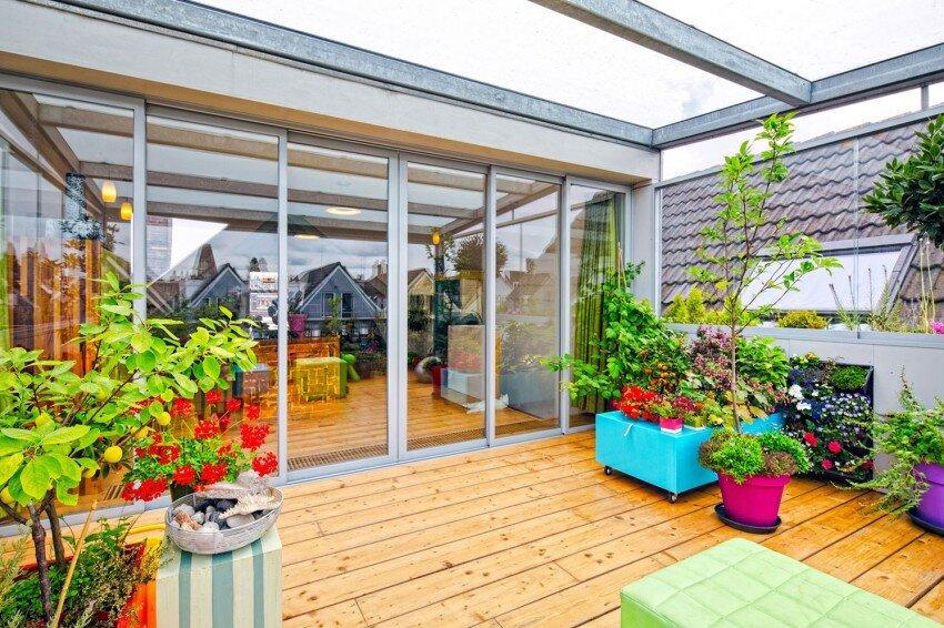 Cabrio apartment by HUNK design