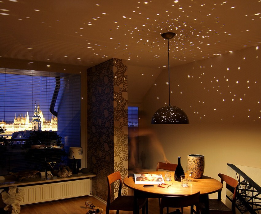 Starry Light – constellation lamp collection