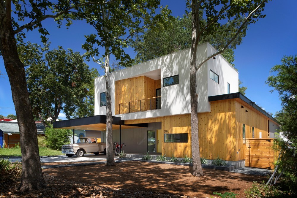Tree House by Matt Fajkus Architecture