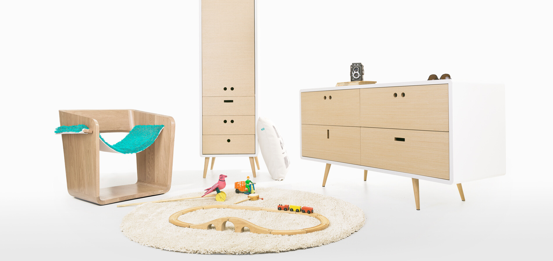 Eco friendly furniture inspired by portuguese traditions for Household furniture design