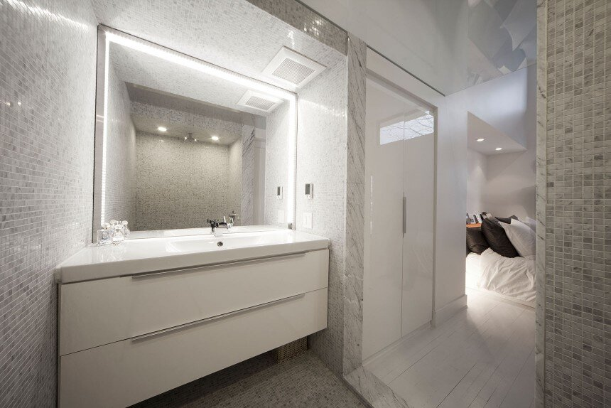 Juliette apartment - Redesign the third floor of a single-family residence of the Plateau Mont-Royal - HomeWorldDesign (8)