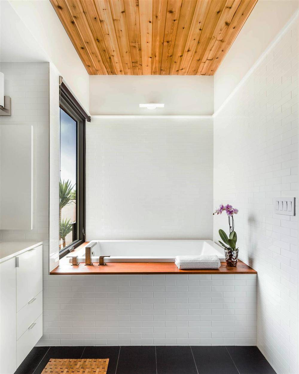 bathroom, A Parallel Architecture
