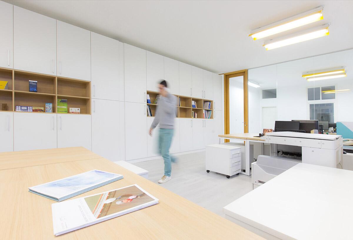 Stiga Office in Novi Sad by Modelart Arhiteckti