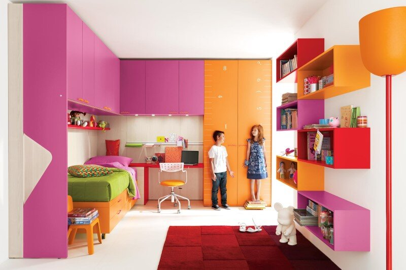 10 tips for designing children's rooms - HomeWorldDesign 4 (Custom)
