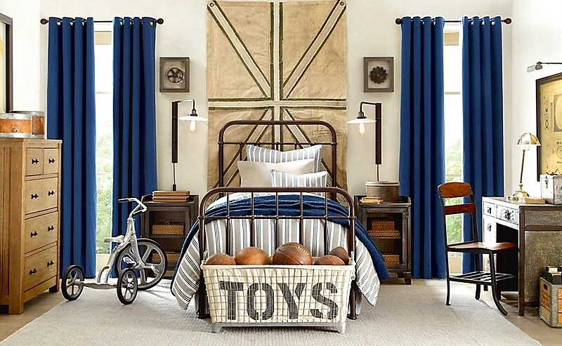 10 tips for designing children's rooms