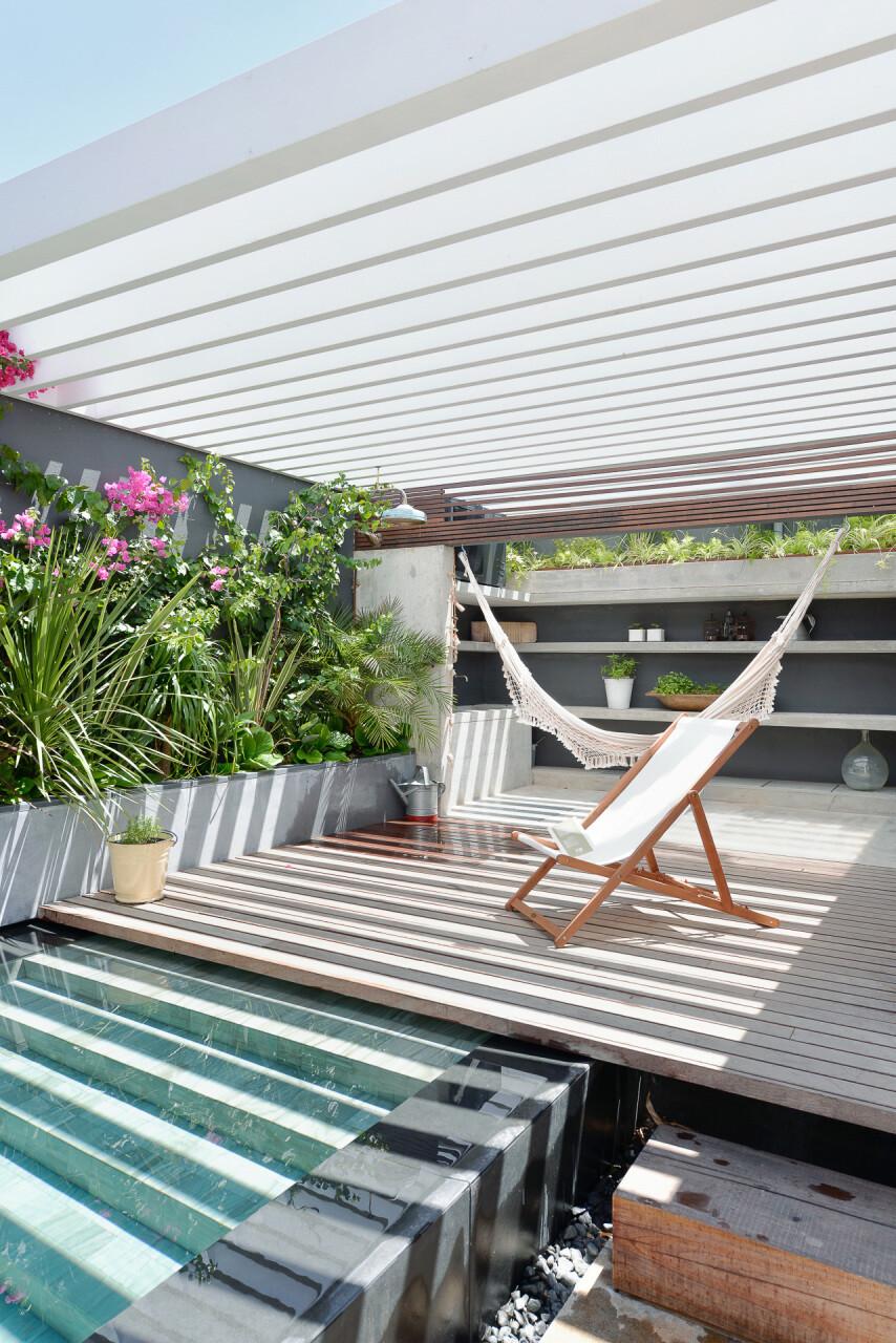 terrace, Ricardo Morena Arquitectos
