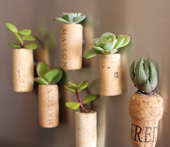 Upcycle That – reuse corks from wine bottles