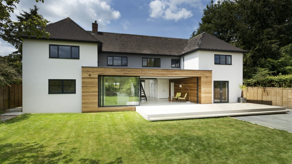 Architectural Changes That Give a New Identity: Kilham House