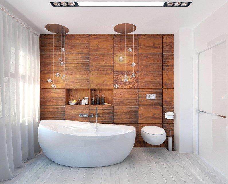 Bath project by Natasha Chibiriak - without floor tiles and crockery