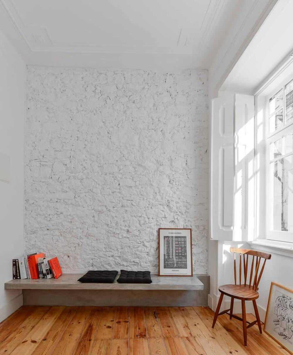interior design, Arriba