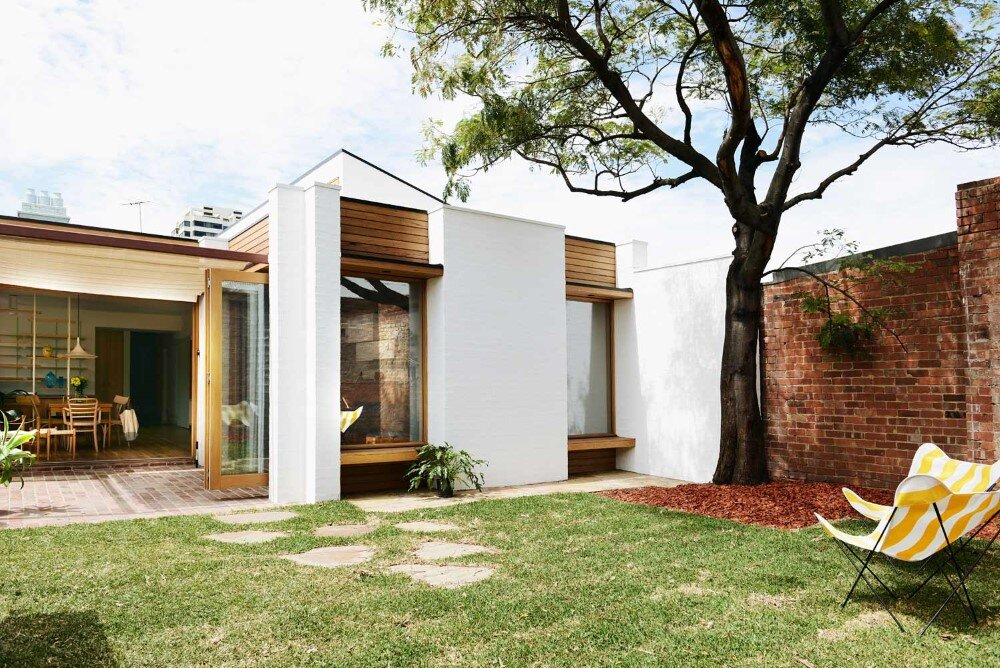 Simple can be better: Harold Street House by Nest Architects