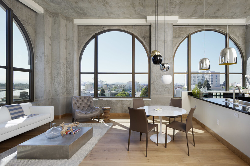 The Bond eclectic mix of modern and vintage - Parisa O'Connell - HomeWorldDesign (4)