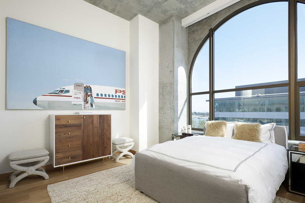 Bond apartment / eclectic mix of modern and vintage - Parisa O'Connell - HomeWorldDesign (5)
