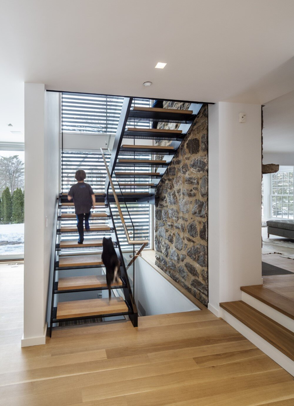 Tudor house restoration and extension project developed by Joeb Moore & Partners Architects JOEB - HomeWorldDesign (15) (Custom)