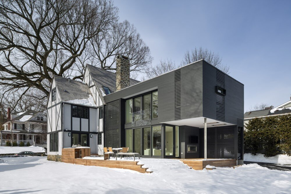 Tudor house restoration and extension project developed by Joeb Moore & Partners Architects JOEB - HomeWorldDesign (3) (Custom)