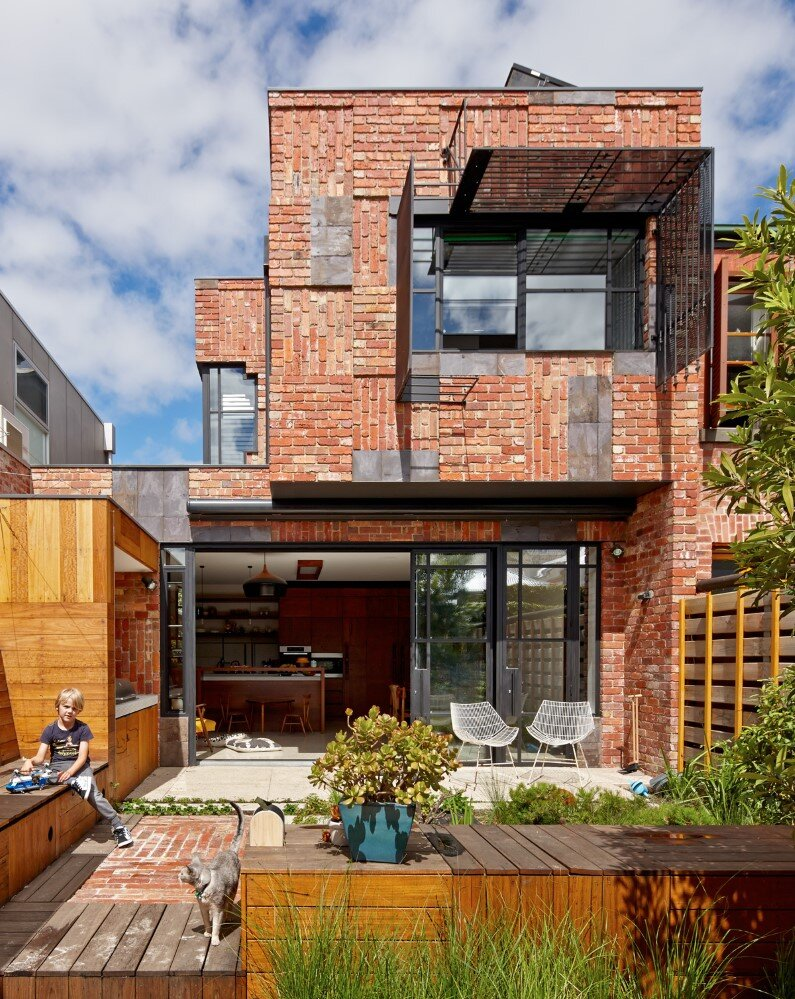 Cubo House Restoring A Victorian House In Melbourne
