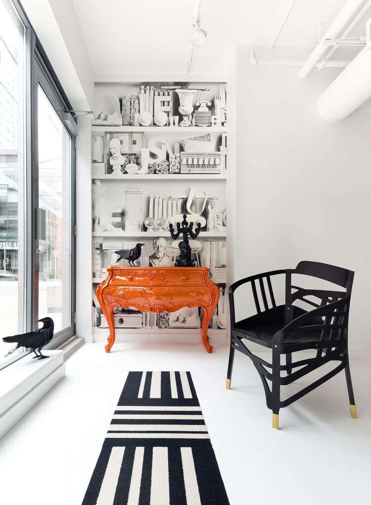 Furniture by Rad Design Studio - RADform showroom