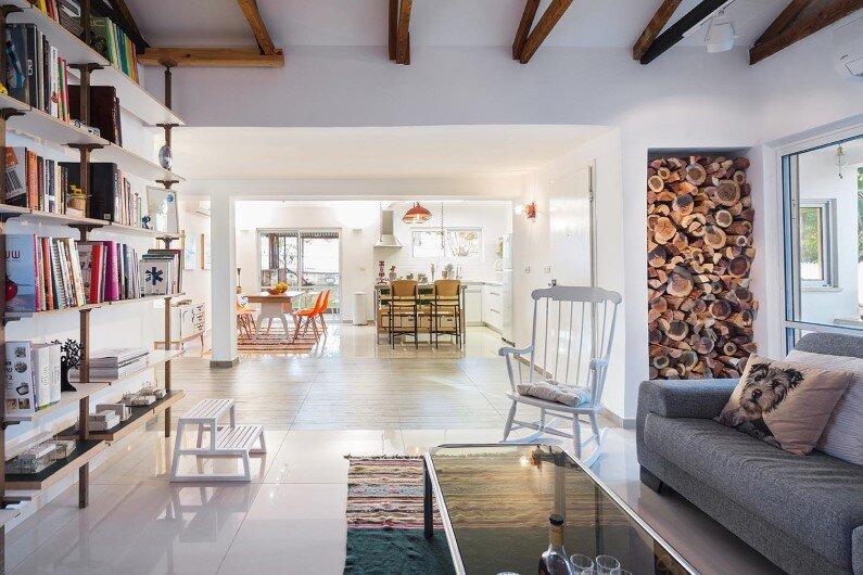living room, Rotem Guy Interior Design & Architecture