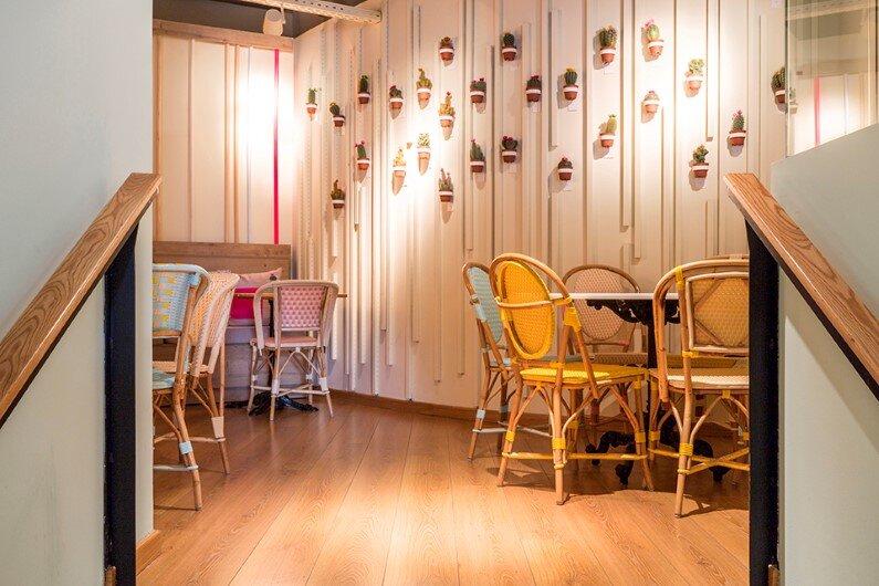 Interiors by Spanish designer Parolio