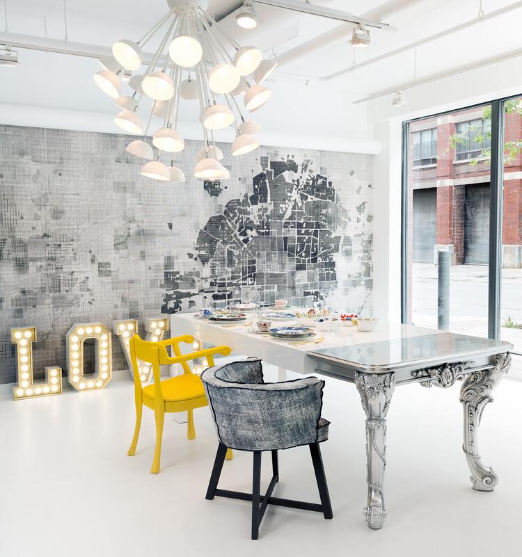 RADform showroom brings together unique and inspired furniture