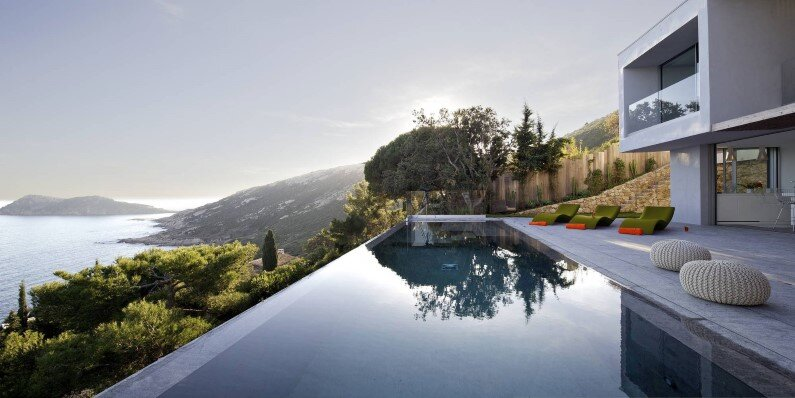 Villa L'escalet in Ramatuelle, near Saint Tropez