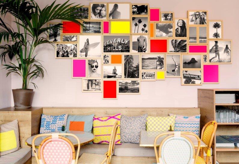 picture wall - Spanish designer Parolio