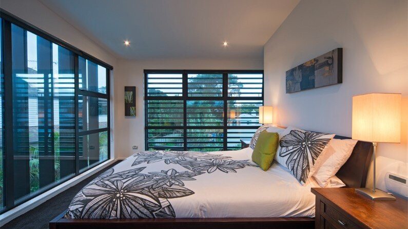 Bedroom design by Black Box Architects