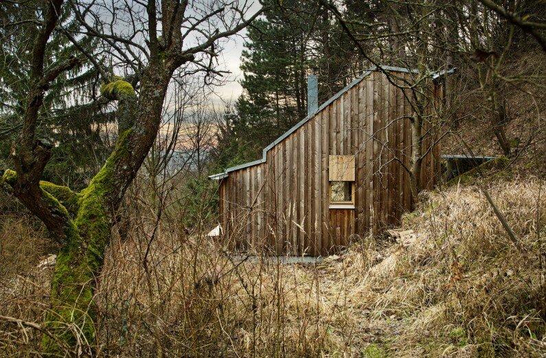 Heike Schlauch architecture - cabin