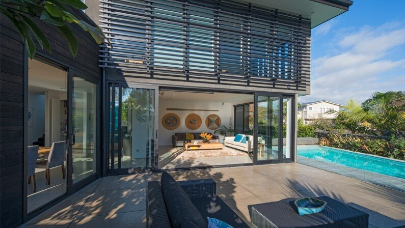 House in Auckland by Black Box Architects