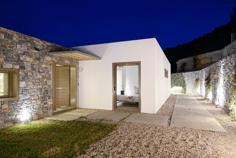 Melana Villa - Studio 2Pi Architecture in collaboration with architect Valia Foufa