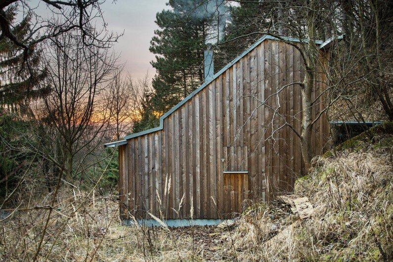 Recreation place in the woods Tom's Hut, Raumhochrosen