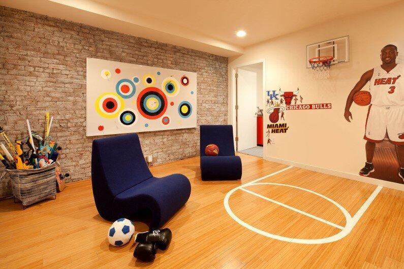 Tribeca Duplex by Revamp - play room