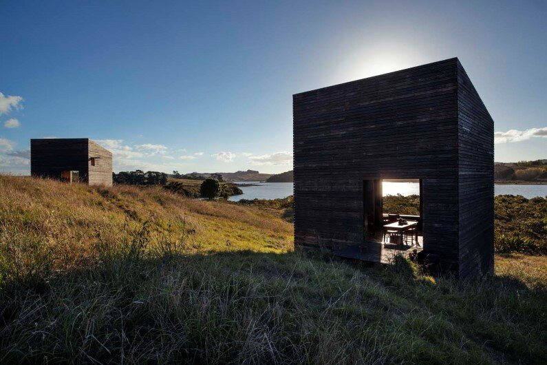 Eyrie: authentic immersion in the wild nature