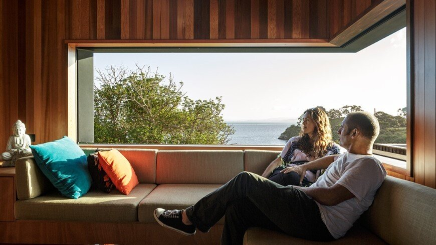 Castle Rock House: Beach Houses with a Fabulous Openness